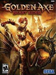 Обложка Golden Axe: Beast Rider