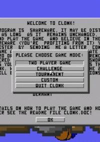 Clonk – фото обложки игры