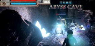 Abyss Cave. Видео #1