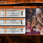 Скриншот International Basketball Manager: Season 2010/11 – Изображение 2