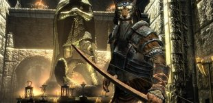 The Elder Scrolls 5: Skyrim. Видео #13