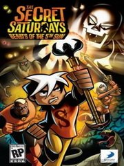 Обложка The Secret Saturdays: Beasts of the 5th Sun