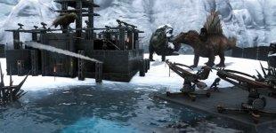 ARK: Survival Evolved. Персонаж мозазавр