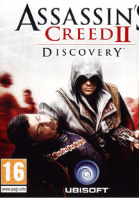 Обложка Assassin's Creed II: Discovery
