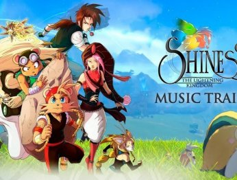 Shiness: The Lightning Kingdom. Музыка