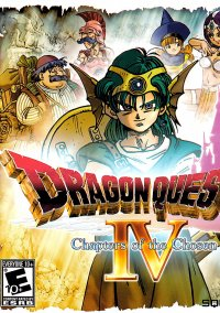 Обложка Dragon Quest IV: Chapters of the Chosen