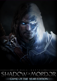 Обложка Middle-earth: Shadow of Mordor - Game of the Year Edition