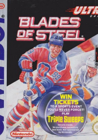 Blades of Steel – фото обложки игры