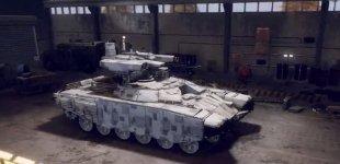 Armored Warfare: Проект Армата. Демонстрация камуфляжа