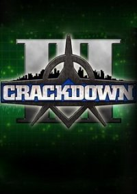 Обложка Crackdown 3
