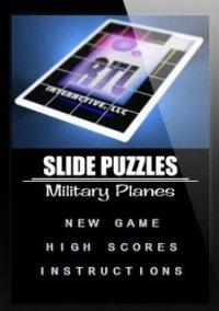 SlidePuzzle MIlitary Planes – фото обложки игры