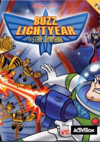 Обложка Buzz Lightyear of Star Command