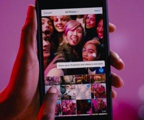 Instagram позволит закреплять до 10 фото и видео в одну запись