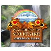 Обложка Waterscape Solitaire: American Falls