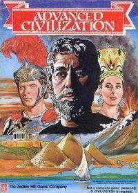 Обложка Advanced Civilization