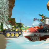 Скриншот Space Dust Racers