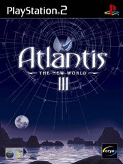 Обложка Atlantis 3: The New World