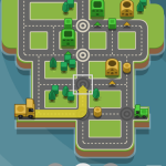 Скриншот RGB Express: Mini Truck Puzzle – Изображение 6