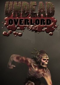 Обложка Undead Overlord