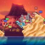 Скриншот Worms (2009) – Изображение 9