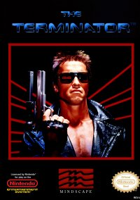 Обложка The Terminator