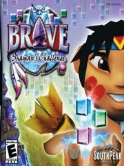 Обложка Brave: Shaman's Challenge