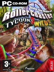 Обложка RollerCoaster Tycoon 3: Wild!