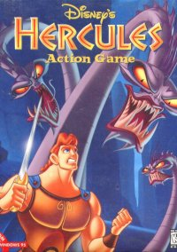 Disney's Hercules: The Action Game – фото обложки игры