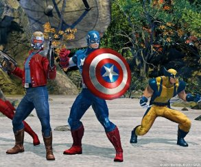 Free-to-play MMORPG Marvel Heroes Omega выйдет на PS4
