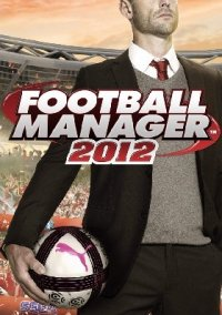Обложка Football Manager 2012
