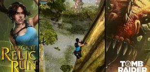 Lara Croft: Relic Run. Трейлер к выходу проекта