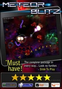 Meteor Blitz – фото обложки игры