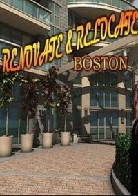 Обложка Renovate & Relocate: Boston