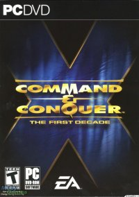 Обложка Command & Conquer: The First Decade