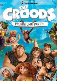 Обложка The Croods: Prehistoric Party!