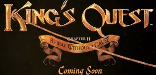 King's Quest. Тизер-трейлер второй главы