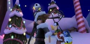 Kingdom Hearts HD 2.5 ReMIX. Видео #3