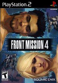Front Mission 4 – фото обложки игры