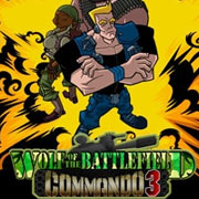 Обложка Wolf Of The Battlefield: Commando 3