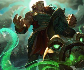 League of Legends: новый чемпион, предсезон 2016, легендарная Тристана