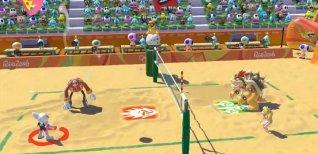 Mario & Sonic at the Rio 2016 Olympic Games. Геймплейный трейлер
