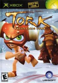 Обложка Tork: Prehistoric Punk