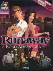 Обложка Runaway: A Road Adventure