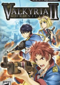 Обложка Valkyria Chronicles 2