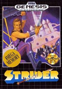 Обложка Strider