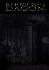 Обложка H.P. Lovecraft's Dagon (2014)