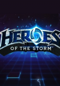 Обложка Heroes of the Storm