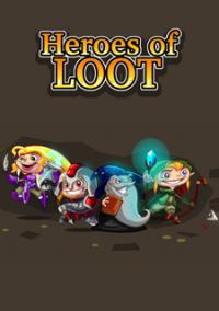 Обложка Heroes of Loot