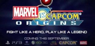Marvel vs. Capcom Origins. Видео #1