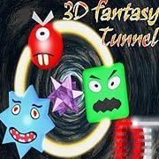 Обложка 3D Fantasy Tunnel